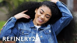 Download Jasmine Brown's Hair Transformation Journey | Skin Deep | Refinery29 Video