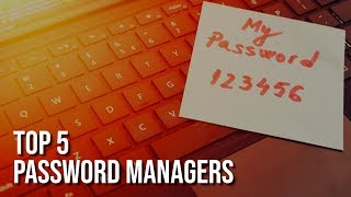 Download Top 5 Best FREE Password Managers Video
