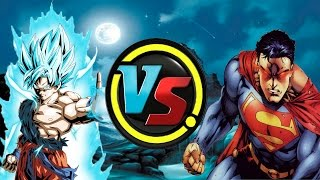 Download Goku V.S. Superman Rematch Analysis: Was ScrewAttack Fair Or Unfair? Video