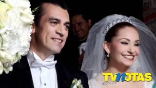 Download La boda de Jorge Salinas y Elizabeth Álvarez ¡al estilo TVNotas! Video