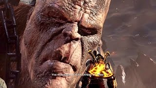Download God of War 3 Remastered Walkthrough Cronos Boss Fight Ep 12 Video