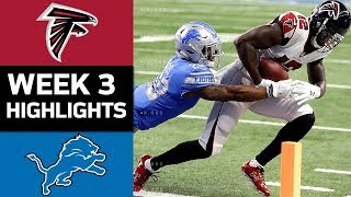 Download Falcons vs. Lions | NFL Week 3 Game Highlights Video