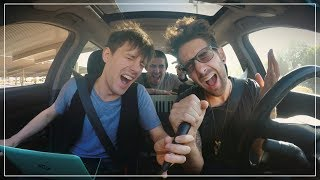 Download BELIEVER - Imagine Dragons - CAR STYLE - KHS & Will Champlin Cover Video