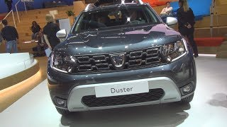 Download Dacia Duster Prestige dCi 110 4x2 EDC 80 (2018) Exterior and Interior Video