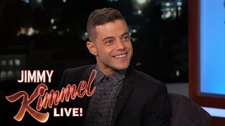 Download Rami Malek Pretended to be His Identical Twin Brother Video