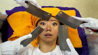 Download I Try the Ancient Art of Knife Massage | Taipei, Taiwan Video