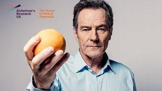 Download Alzheimer's Research UK's #ShareTheOrange with Bryan Cranston Video