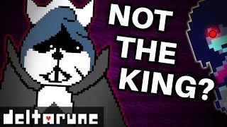 Download Deltarune's TRUE Villain isn't the KING! (Undertale 2 Theory) Video
