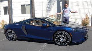 Download The 2020 McLaren GT Is the $250,000 Ultra-Luxury McLaren Video