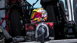 Download Unveiling the New ICON Rudos Helmet! Video