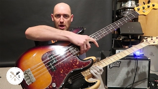 Download The Jazz bass vs Precision bass thing...? Video