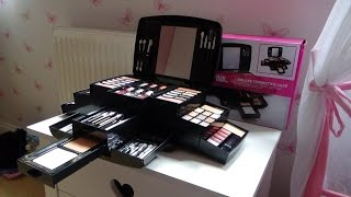 Download PrettyPink Deluxe Cosmetics Make Up Case from ARGOS Video