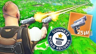 Download WORLD RECORD DUAL PISTOLS SHOT!!! | Fortnite Funny and Best Moments Ep. 155 (Fortnite Battle Royale) Video