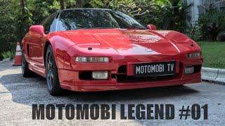 Download Honda NSX Generasi Pertama | MotoMobi Legend #01 Video