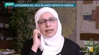 Download Tagadà - La polemica sul velo islamico vietato in azienda (Puntata 16/03/2017) Video