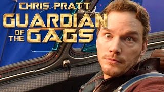 Download Chris Pratt is The Guardian of the Gags Video