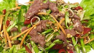Download របៀបធ្វើភ្លាសាច់គោ/Amazing khmer food and popular food cambodia/Plea sack ko/ម្ហូបក្លែមពិសេស Video