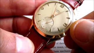 Download how to set an mechanical winding watch Video