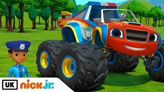 Download Blaze and the Monster Machines | Officer Blaze | Nick Jr. UK Video