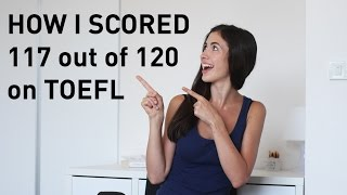 Download How to Score 117 out of 120 on TOEFL: Reading and Listening Tips Video