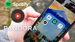 Download Best Music Streaming Apps! iOS/Android Video