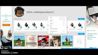 Download How to fix ROBLOX if you can't play games! Video