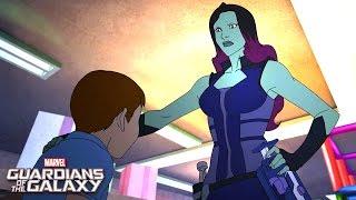 Download Gamora Strikes!   Marvel Guardians of the Galaxy   Disney XD Video