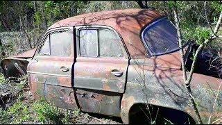 Download CEMENTERIO DE AUTOS ABANDONADO EN MEDIO DEL BOSQUE !! [EXPLORACION URBANA-LUGARES ABANDONADOS-URBEX] Video
