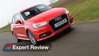 Download Audi A1 car review Video