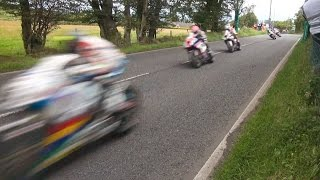 Download 290-Kmh / 180-MPH Corner Exit ✔ Ulster Grand Prix - Belfast - N.Ireland ♣ (Type Race,Isle of Man TT) Video