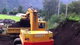 Download Loading Broyt Brøyt front shovel.77 model. Video