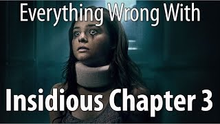 Download Everything Wrong With Insidious Chapter 3 In 15 Minutes Or Less Video