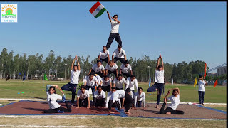 Download Yoga group performance on republic day 26 jan'17 @NITKKR Video