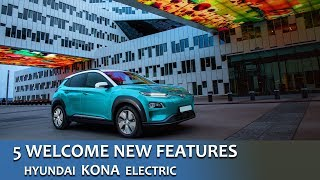 Download 5 Welcome New Features Hyundai KONA Electric Video