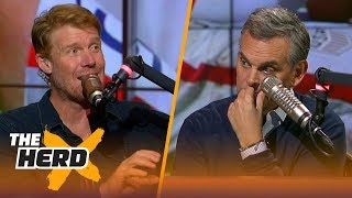 Download Alexi Lalas reveals his emotions after the USMNT failed to qualify for the World Cup | THE HERD Video