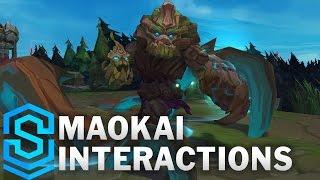 Download Maokai Special Interactions (2017 Update) Video