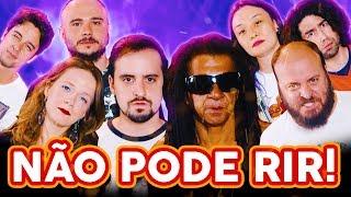 Download NÃO PODE RIR! - com Away, Paulinho Serra e Japão Nosso de Cada Dia Video