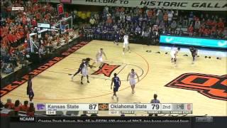 Download Kansas State at Oklahoma State | 2016-17 Big 12 Men's Basketball Highlights Video