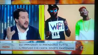 Download SALVINI:″HA RAGIONE BELLO FIGO″-DALLA VOSTRA PARTE Video