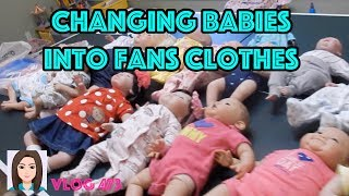 Download Vlof 473: Putting Babies Into Fans Clothes! Video