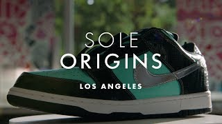 Download How Los Angeles' Skateboarding Culture Became a Part of the Sneaker History | Sole Origins Video