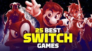 Download 25 Best Nintendo Switch Games - Fall 2018 Update Video