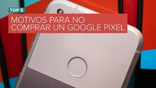 Download Motivos para no comprar un Google Pixel Video