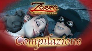 Download EPISODI FINALI! Compilazione   Zorro La Leggenda   Episodio 25 - 26   Cartoni di supereroi Video