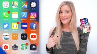 Download What's on my iPhone X? Video