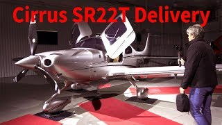 Download Tribute to Miss Grace, New Cirrus SR22T G6 Delivery and First Flight Using Oxygen Video