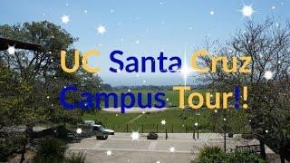 Download UC Santa Cruz Campus Tour! Video