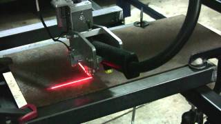 Download Homemade CNC Plasma router with Mach3 and Triple Beast [HD] Video