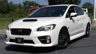 Download 2015 Subaru WRX STI Start Up, Test Drive, and In Depth Review Video