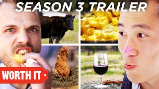 Download Worth It Season 3 Trailer Video